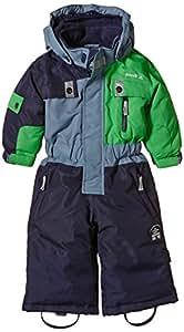 Kamik combinaison zoom veste pour garçon Multicolore vert 4 ans