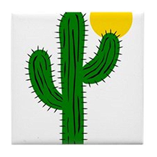 CafePress–cactus116–Tile Untersetzer, Drink Untersetzer, Untersetzer, Klein