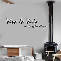Suchergebnis auf Amazon.de für: VIVA LA VIDA - Wandtattoos ...