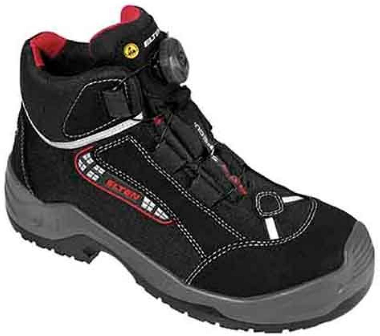 Elten 2063154 - Boa zapatos de seguridad lijadora tamaño 41 esd s3