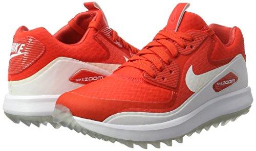Nike Air Zoom 90it, Chaussures sport femme Orange (Max Orange/white)