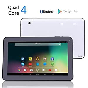 PolaTab (Great British Brand) Elite Q10.1 8X Octo Core CPU 1GB RAM and 16GB Storage (Expandable to 48GB) TWIN CAMERA Android Tablet PC Lollipop 5.1.1 (8 x 2.0 Ghz) Capacitive Touchscreen Bluetooth 4.0 Google Play HDMI - UK Brand, UK Service, UK Support