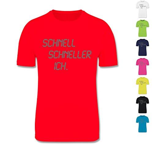 Sport-Kind-schnell-schneller-ich-atmungsaktives-Laufshirt-Funktionsshirt-fr-Mdchen-und-Jungen