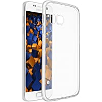 mumbi UltraSlim Hülle für Samsung Galaxy S7 Schutzhülle transparent (Ultra Slim - 0.80 mm)