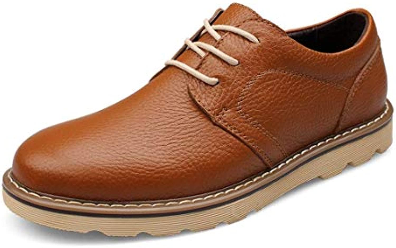 Willsego Boy's Uomo Capospalla da Esterno Marronee Business Oxfords UK 9.5 (Coloreee   -, Dimensione   -) | Meraviglioso  | Maschio/Ragazze Scarpa