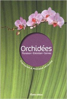 Orchides de Franoise Lecoufle ,Philippe Lecoufle ( 16 janvier 2015 )