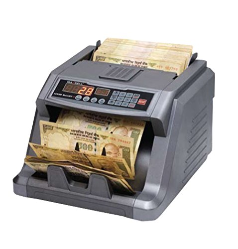 Maxsell 50 Smart+ Affordable Money Counter Cum-Detector