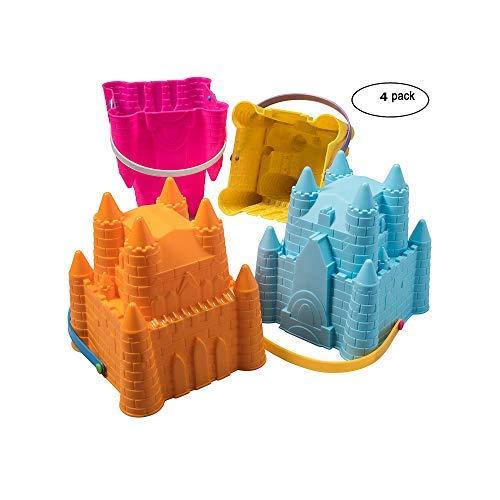 Top Race Sand Castle Spielzeug, Vary, UK Children