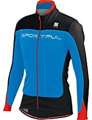 Sportful Chaquetas Flash Softshell Jacket Blue / Black L