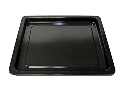 efbe schott backofen Ersatz Backblech für Miniküche/Miniofen SC OT 800 emailliert/schwarz