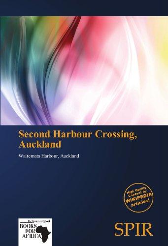 Second Harbour Crossing, Auckland: Waitemata Harbour, Auckland