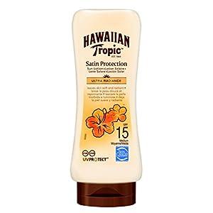 Hawaiian Tropic Loción solar