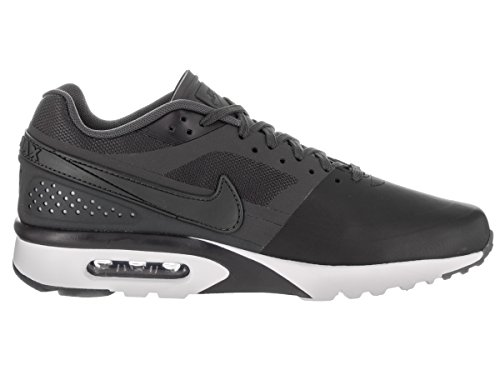 Nike Air Max Bw Ultra Se, Sneakers Basses Homme, Rouge Blanc Noir (Black/anthracite/anthracite)
