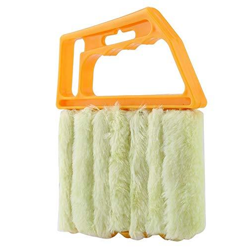 Blind Reinigungsmittel-Werkzeug, Mini-Handreiniger, Mini-Blind-Reinigungsmittel, Schmutz saubere Reinigungsmittel, die Jalousie Pinsel Fenster Klimaanlage Duster Reiniger