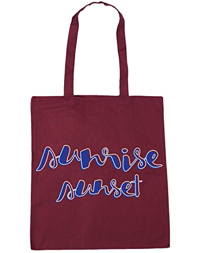 burgunderfarben Strandtasche Damen Strandtasche Hippowarehouse Damen Strandtasche burgunderfarben Damen burgunderfarben Hippowarehouse Hippowarehouse xwCIrwRq
