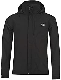 Mens Full Zip Mesh Hooded Waterproof Urban Jacket