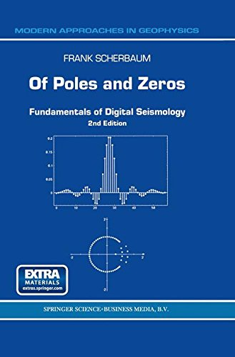 Of Poles and Zeros: Fundamentals of Digital Seismology (Modern Approaches in Geophysics)