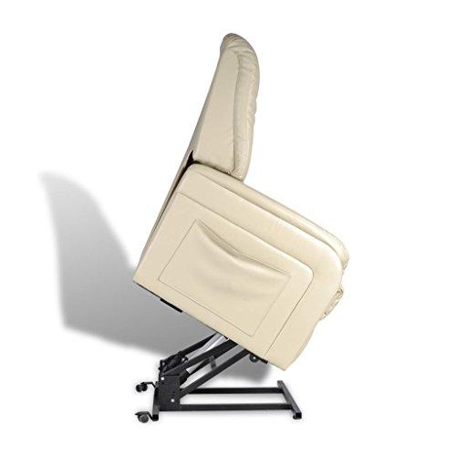 vidaXL Relaxsessel mit Aufstehhilfe Elektrisch - 4