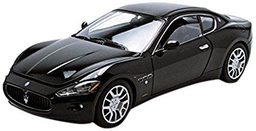motormax-73361bk-vehicule-miniature-modele-a-lechelle-maserati-gran-turismo-echelle-1-24