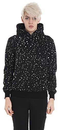 pizoff-homme-sweat-a-capuche-avec-imprime-eclaboussures-noir-y1560-s