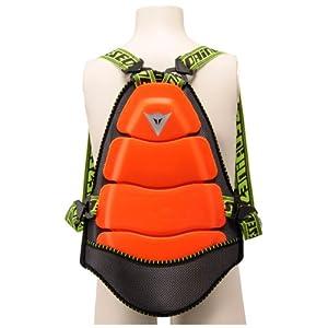 Dainese 01Evo schützt Rücken für Kinder
