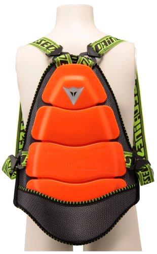 Dainese Kinder Safety Back Protector 01 Evo, Rot, S, 4879887