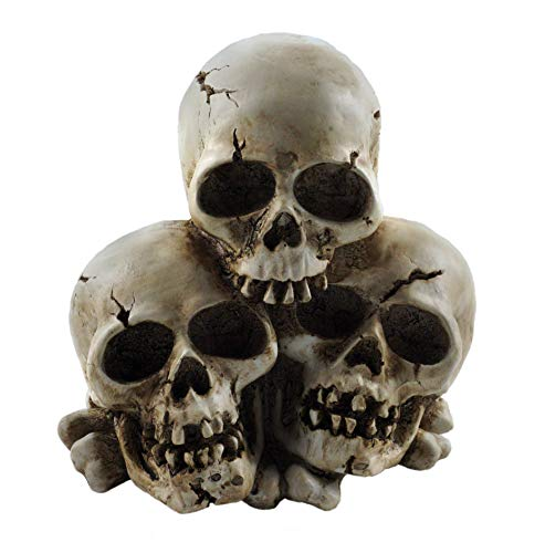 Hocus Pocus Kostüm Zum - Party Explosions Halloween-Figur Totenkopf und