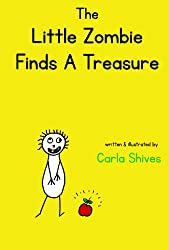 The Little Zombie Finds A Treasure (English Edition)