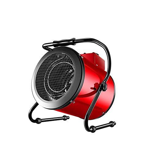 Calentador Industrial Soplador de Aire Caliente Secador Calentador de Ventilador con termostato...