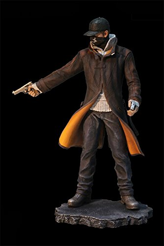 Watch-Dogs-Action-figure-di-Aiden-Pearce-tratta-dal-gioco-In-confezione-regalo-Altezza-24-cm-Regalo-per-veri-fan