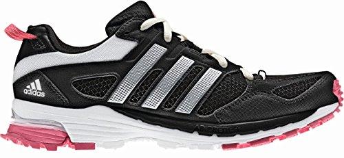 Adidas Supernova Riot 5 Women's Chaussure Course Trial - black1/metsi