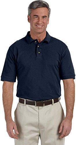 My Little Friend auf American Apparel Fine Jersey Shirt Marineblau