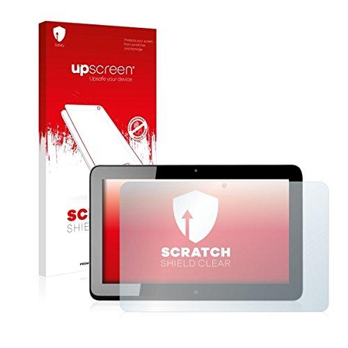 upscreen Scratch Shield Clear Bildschirmschutz Schutzfolie für HP Elite x2 1011 G1 (hochtransparent, hoher Kratzschutz)
