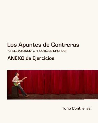 Shell Voicings &Rootless Chords. Anexo de Ejercicios.: Los Apuntes de Contreras