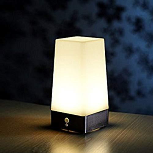 Inalámbrico Pir Sensor Movimiento LED Noche Luz Escritorio