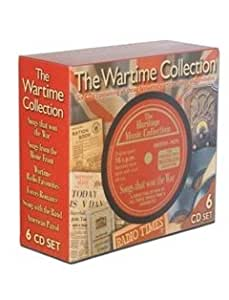 The Wartime Collection- 6 CD Set