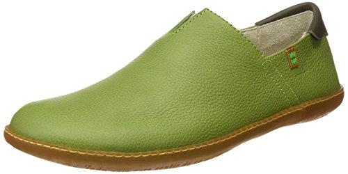 El Naturalista S.A N275 Soft Grain El Viajero, Unisex-Erwachsene Sneakers, Grün (Green...