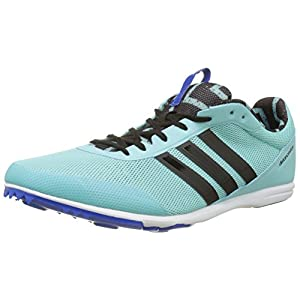 adidas Damen Distancestar W Laufschuhe, blau