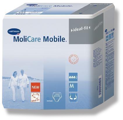 Molicare Mobile Inkontinenz-Slip - Karton Gr. M, 3x14Stk. - Inkontinenz Ziehen