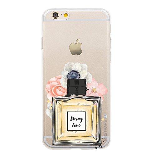 MrSTRAPS Cuty Case Palme iPhone 6 / 6s Parfüm