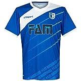 Uhlsport Herren 1. FC Magdeburg 18/19 Heim Fußballtrikot blau XL