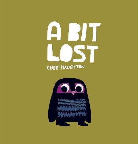 A Bit Lost par Chris Haughton