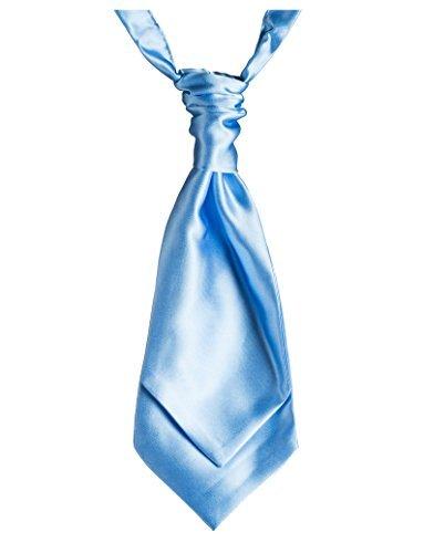 Paisley of London garçons et hommes à ruban CRAVATES - Bébé Bleu