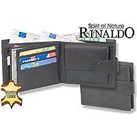Rinaldo - orizzontale blindature Borsa in nappa,