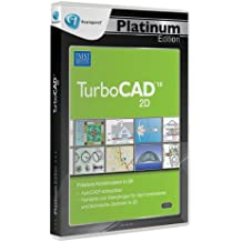 Avanquest Platin Edition Turbo Cad V 16 2D Designer