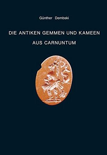 Die antiken Gemmen und Kameen aus Carnuntum