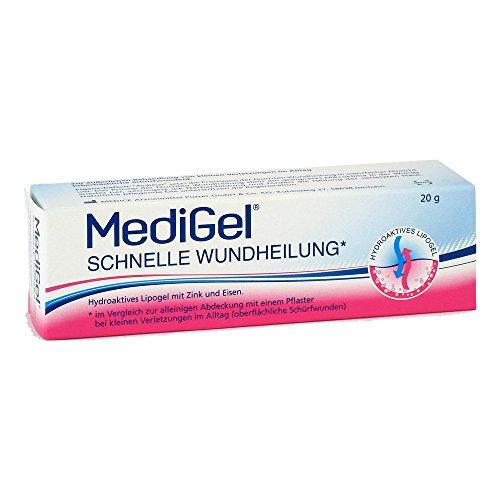MediGel Schnelle Wundheilung, 20 g