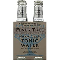Fever-Tree Naturally Light Indian Tonic Water 200ml x Case of 24
