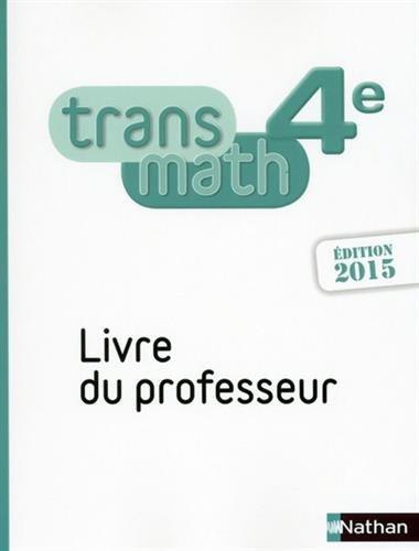 Transmath 4e