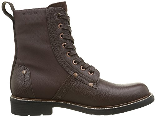 G-STAR RAW Herren Labour Combat Boots Braun (Dk Brown 288)
